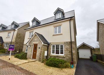 Thumbnail 5 bed detached house for sale in Trelowen Drive, Penryn
