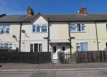 Thumbnail 3 bed terraced house to rent in Vansittart Street, Harwich, Essex