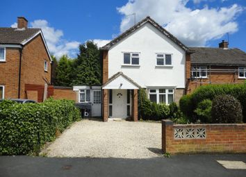 Thumbnail 3 bed end terrace house for sale in Alderley Road, Bromsgrove