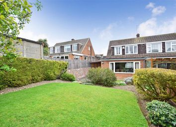 Thumbnail 3 bed semi-detached house for sale in Flowerhill Way, Istead Rise, Kent