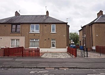 Thumbnail 2 bed flat for sale in Lime Street, Grangemouth