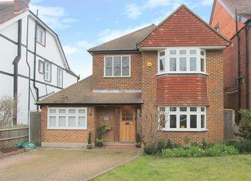 Thumbnail 4 bed detached house for sale in Brambledown Road, Wallington