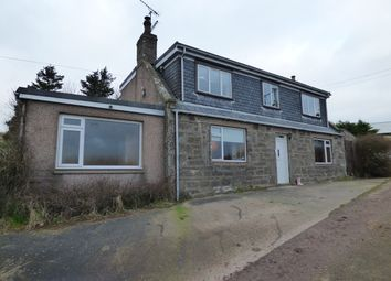 Thumbnail 4 bed cottage for sale in Fordoun, Laurencekirk