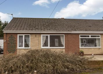 Thumbnail 2 bed bungalow for sale in Doodstone Avenue, Lostock Hall, Preston