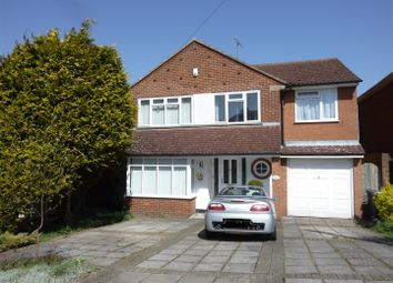 Thumbnail 5 bed detached house for sale in Langdale Road, Dunstable