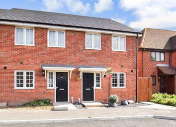 Thumbnail 2 bed end terrace house for sale in Hancocks Field, Deal, Kent
