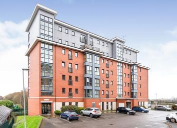 Thumbnail 1 bed flat for sale in Bryers Court, Central Way, Warrington, Cheshire