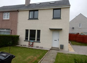 Thumbnail 3 bedroom semi-detached house for sale in Cairnwell Place, Aberdeen