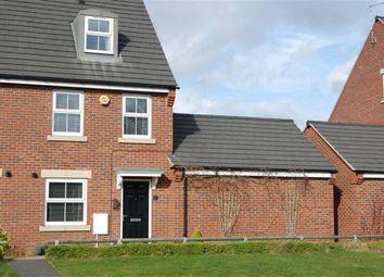 Thumbnail 3 bed semi-detached house to rent in Kirklington Road, Rainworth, Mansfield