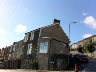 Thumbnail 4 bedroom terraced house to rent in Northill Road, Mount Pleasant, Brynmill