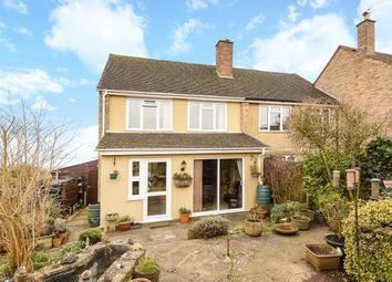 Thumbnail 3 bedroom end terrace house for sale in Wysdom Way, Burford