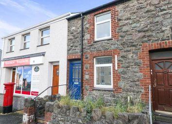 Thumbnail 3 bed end terrace house for sale in Caernarfon Road, Bangor, Gwynedd