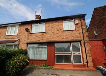 Thumbnail 3 bed semi-detached house for sale in Hurst Park Drive, Huyton, Liverpool