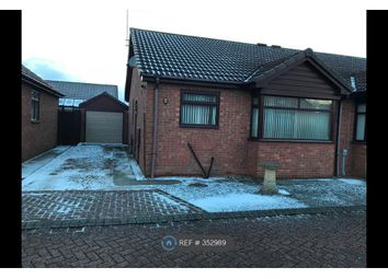 Thumbnail 2 bed bungalow to rent in Hunter Close, Preston, Hull