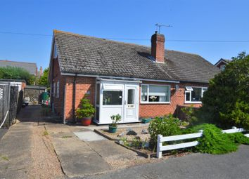 Thumbnail 3 bed semi-detached bungalow to rent in Carlton Crescent, East Leake, Loughborough