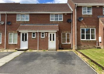 Thumbnail 2 bed terraced house for sale in Clos Yr Hesg, Tregof Village, Llansamlet