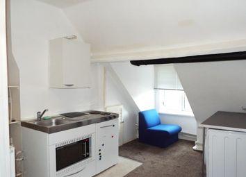 Thumbnail 1 bed flat to rent in Heath Street, Tamworth