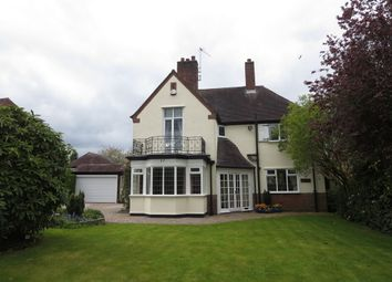 Thumbnail 4 bed detached house for sale in Parkway, Trentham, Stoke-On-Trent