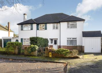 Thumbnail 3 bedroom semi-detached house for sale in Grove Crescent, Walton-On-Thames