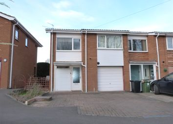 Thumbnail 4 bed end terrace house for sale in Yew Tree Close, Worcester