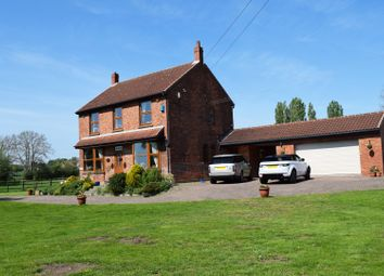 Thumbnail 4 bed detached house for sale in Darlton Road, Dunham-On-Trent, Newark