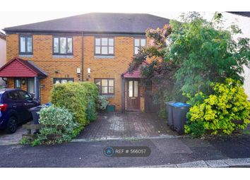 Thumbnail 3 bed terraced house to rent in Milner Road, Morden