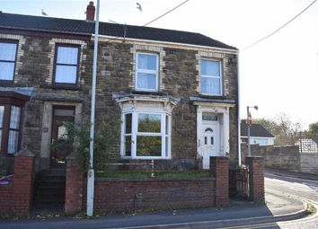 Thumbnail 3 bed end terrace house for sale in Mill Street, Swansea