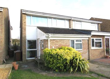 Thumbnail 4 bed semi-detached house for sale in Ackroyd Road, Royston