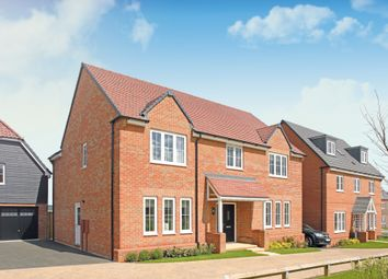 Thumbnail 5 bed detached house for sale in Town Farm Close, Thame