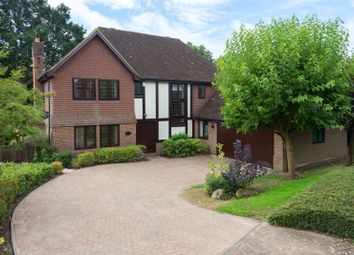 Thumbnail 5 bed detached house for sale in Potters Close, Ashford