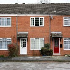 Thumbnail 2 bed property to rent in Trinity Court, Newbold, Chesterfield
