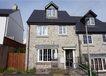 Thumbnail 3 bed terraced house for sale in Flax Meadow Lane, Axminster