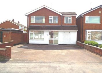 Thumbnail 5 bed detached house for sale in Parkstone Road, Syston, Leicester, Leicestershire