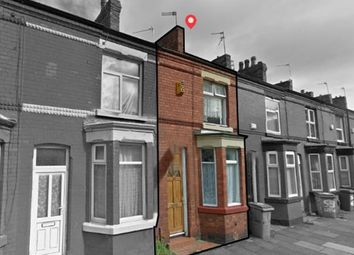Thumbnail 2 bed terraced house for sale in Newling Street, Birkenhead