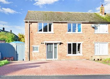 Thumbnail 3 bed semi-detached house for sale in St. Laurence Close, Bapchild, Sittingbourne, Kent