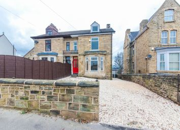 Thumbnail 4 bed semi-detached house for sale in Beech Villas, Doncaster Road, Rotherham