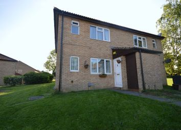 Thumbnail 1 bed flat for sale in Repton Close, Luton