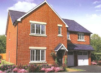 "Thumbnail 5 bed detached house for sale in ""The Turner "" at Carnoustie Close, Ashington"