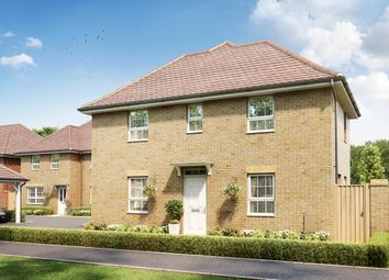 "Thumbnail 3 bed end terrace house for sale in ""Moresby"" at Dorman Avenue North, Aylesham, Canterbury"