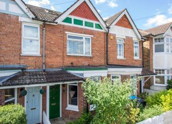 Thumbnail 3 bed terraced house for sale in Florence Road, Lower Parkstone, Poole