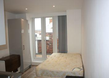 Thumbnail Studio to rent in Luminaire Apartments, 313 Kilburn High Road, Kilburn