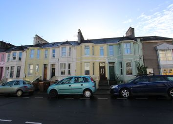 Thumbnail 1 bed flat to rent in Tavy Place, Mutley, Plymouth