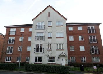 Thumbnail 1 bedroom flat to rent in Greenings Court, Warrington