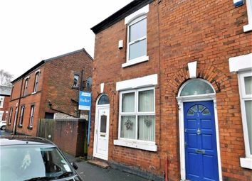 Thumbnail 2 bedroom end terrace house for sale in Stopford Street, Edgeley, Stockport