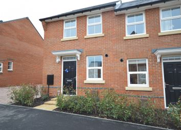 Thumbnail 2 bedroom semi-detached house to rent in Hamilton Way, Westhampnett, Chichester