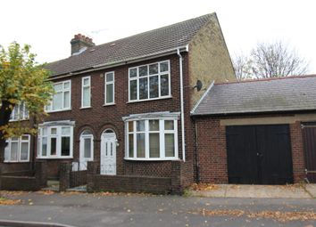 Thumbnail 5 bed end terrace house for sale in Marlborough Road, Gillingham, Kent