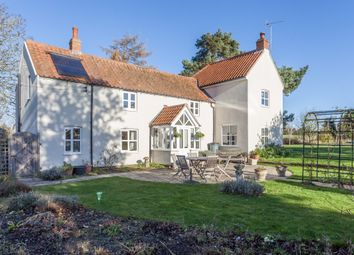Thumbnail 4 bed detached house for sale in The Common, South Creake, Fakenham