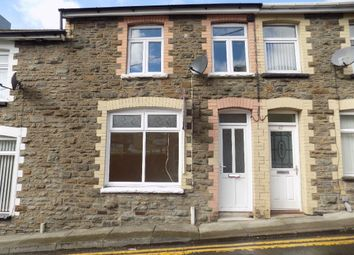 Thumbnail 3 bed terraced house to rent in Portland Street, Abertillery