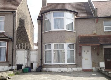 Thumbnail 2 bedroom terraced house to rent in Westwood Road, Seven Kings