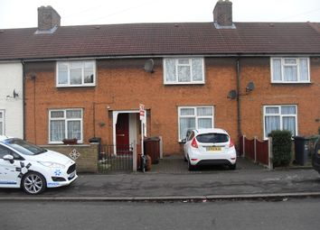 Thumbnail 2 bed terraced house to rent in Rogers Road, Dagenham